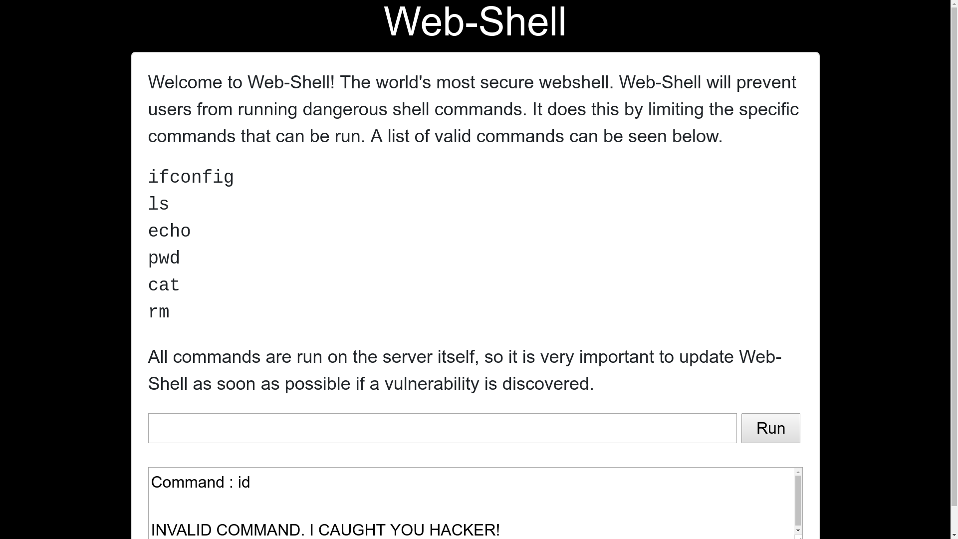 Web Shell on target Bulldog 1- vulnhub CTF walkthrough
