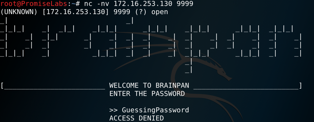 CTF: Brainpan 1 CTF walkthrough – Introduction to exploit