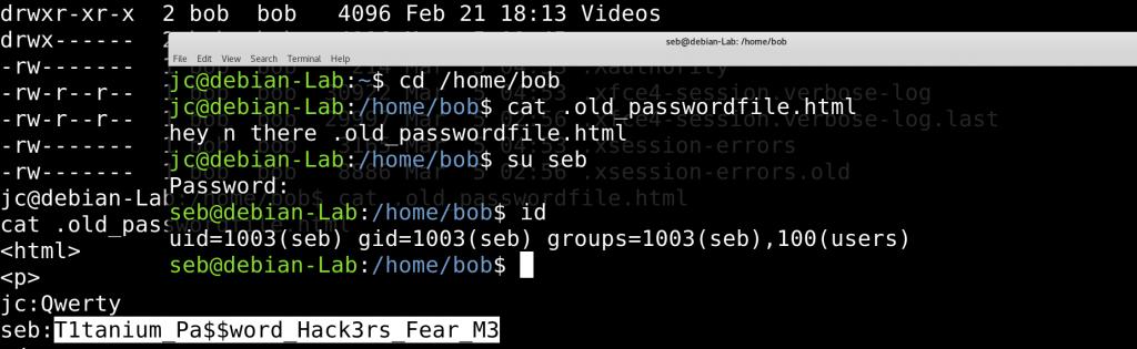 Old password file - getting credentials - vulnhub CTF walkthrough - d7x - PromiseLabs - blog